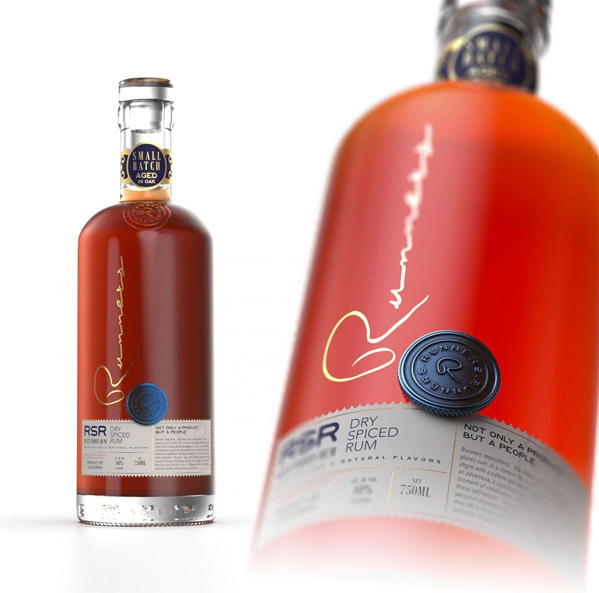Runners Rum by Esteban Tolosa