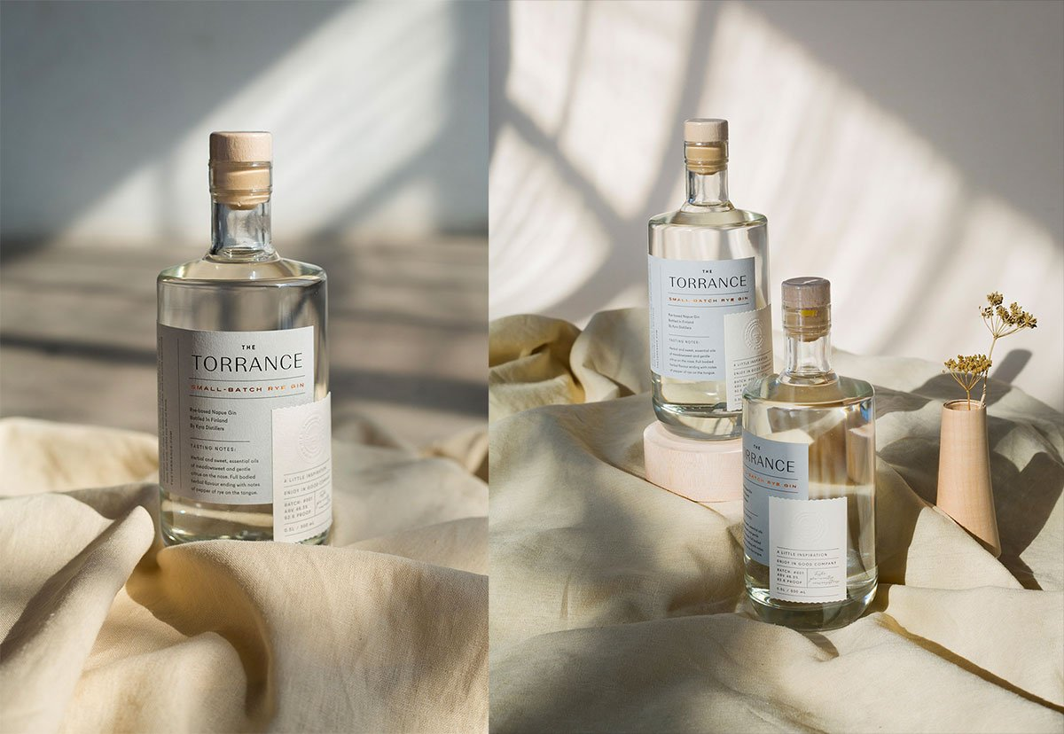 The Torrance branding by Nice People