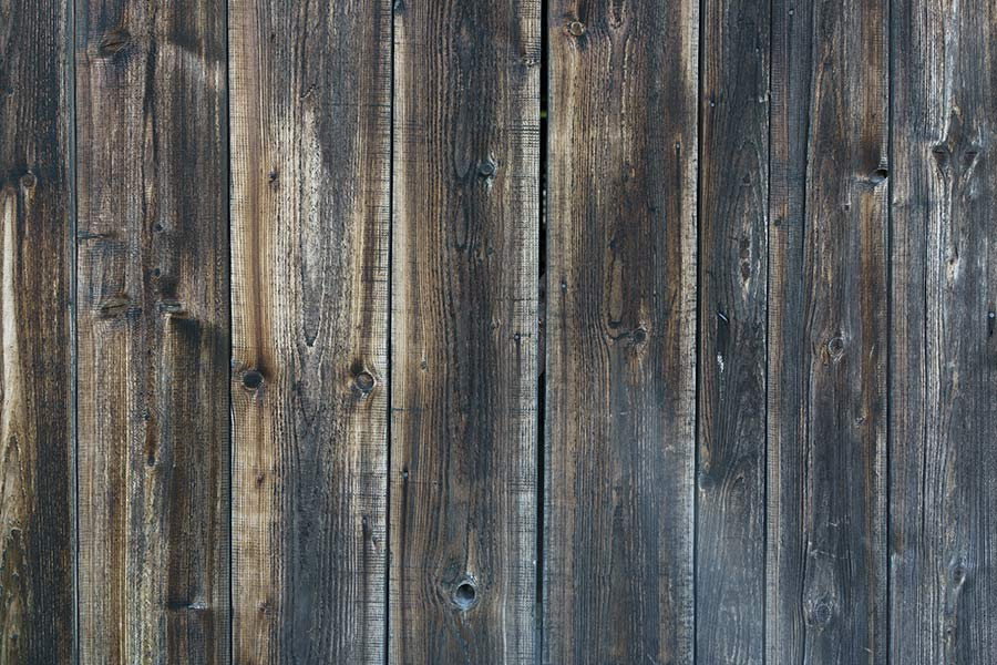 Vintage Dark Wooden Boards