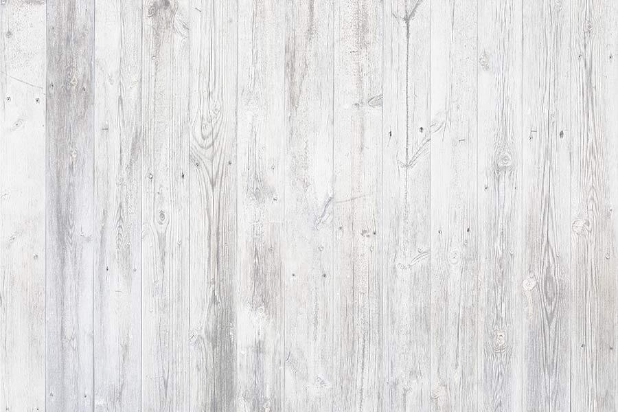 White Stained Wood Background
