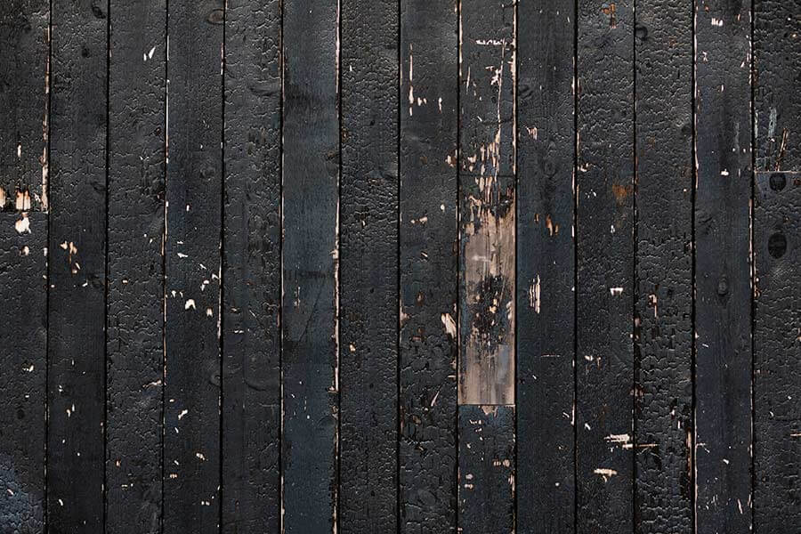 Worn Dark Wood Texture