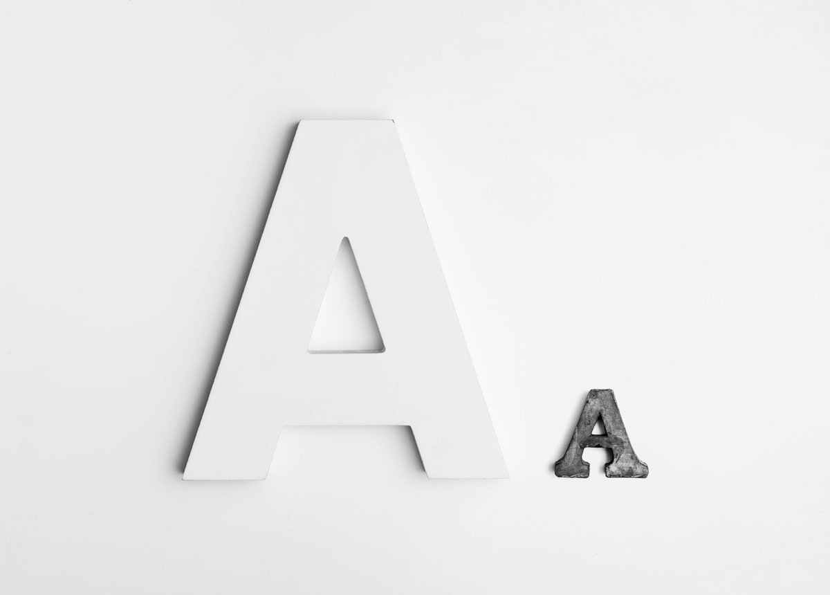 Fonts and Their Attributes