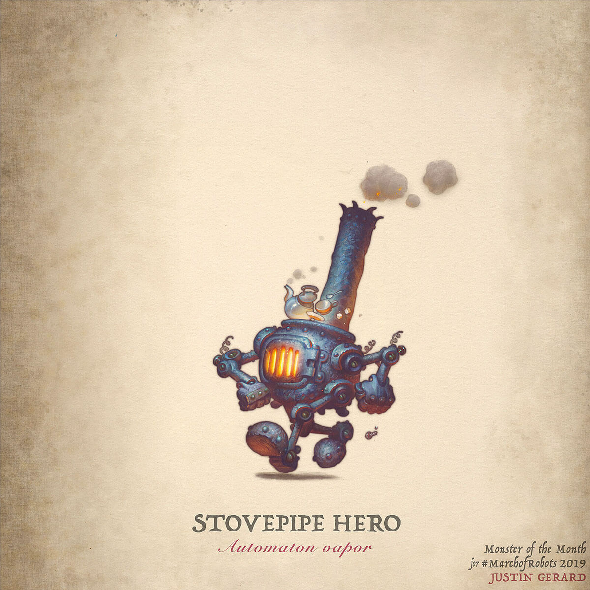 Stovepipe Hero by Justin Gerard