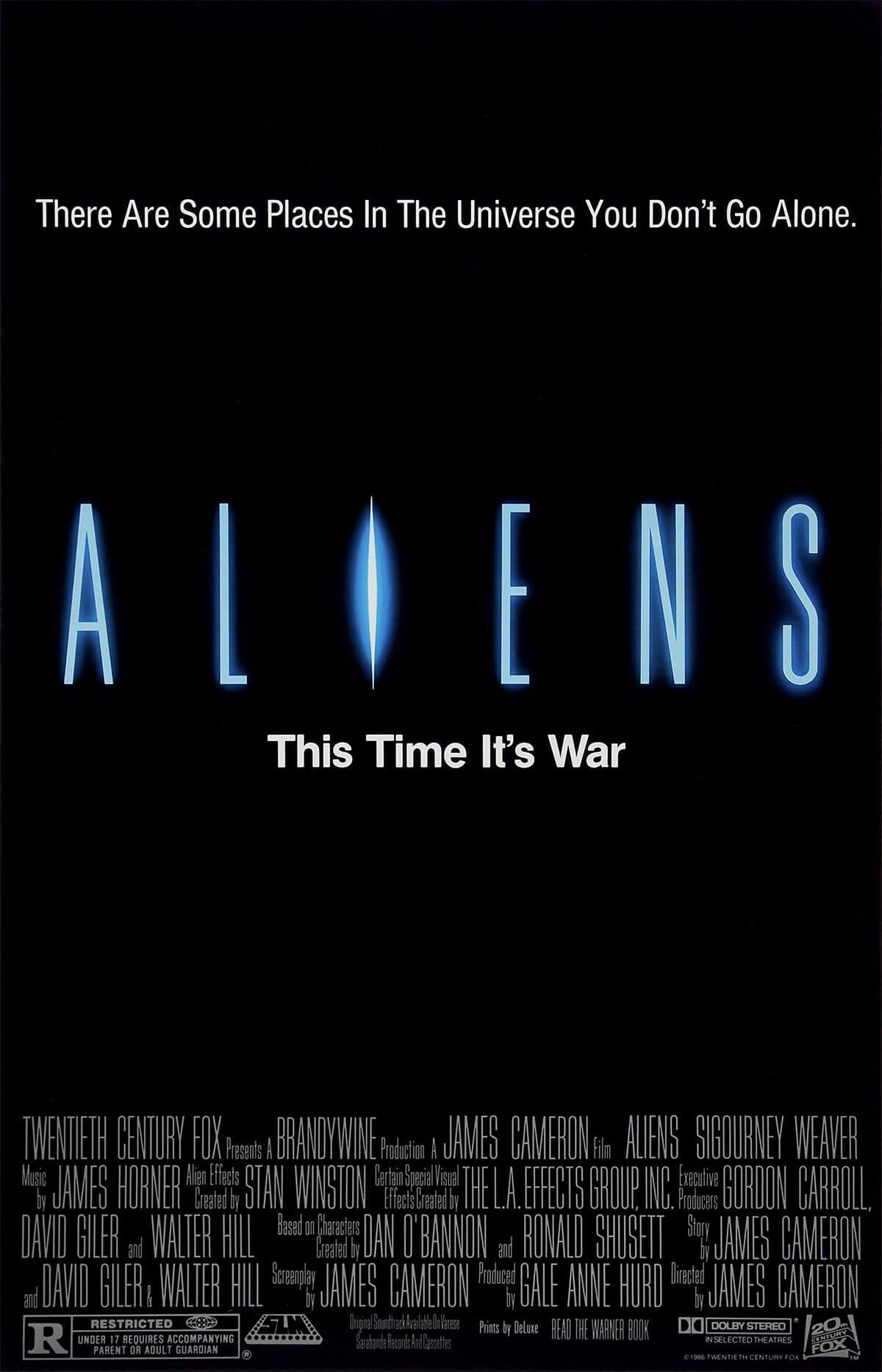 Aliens, 1986