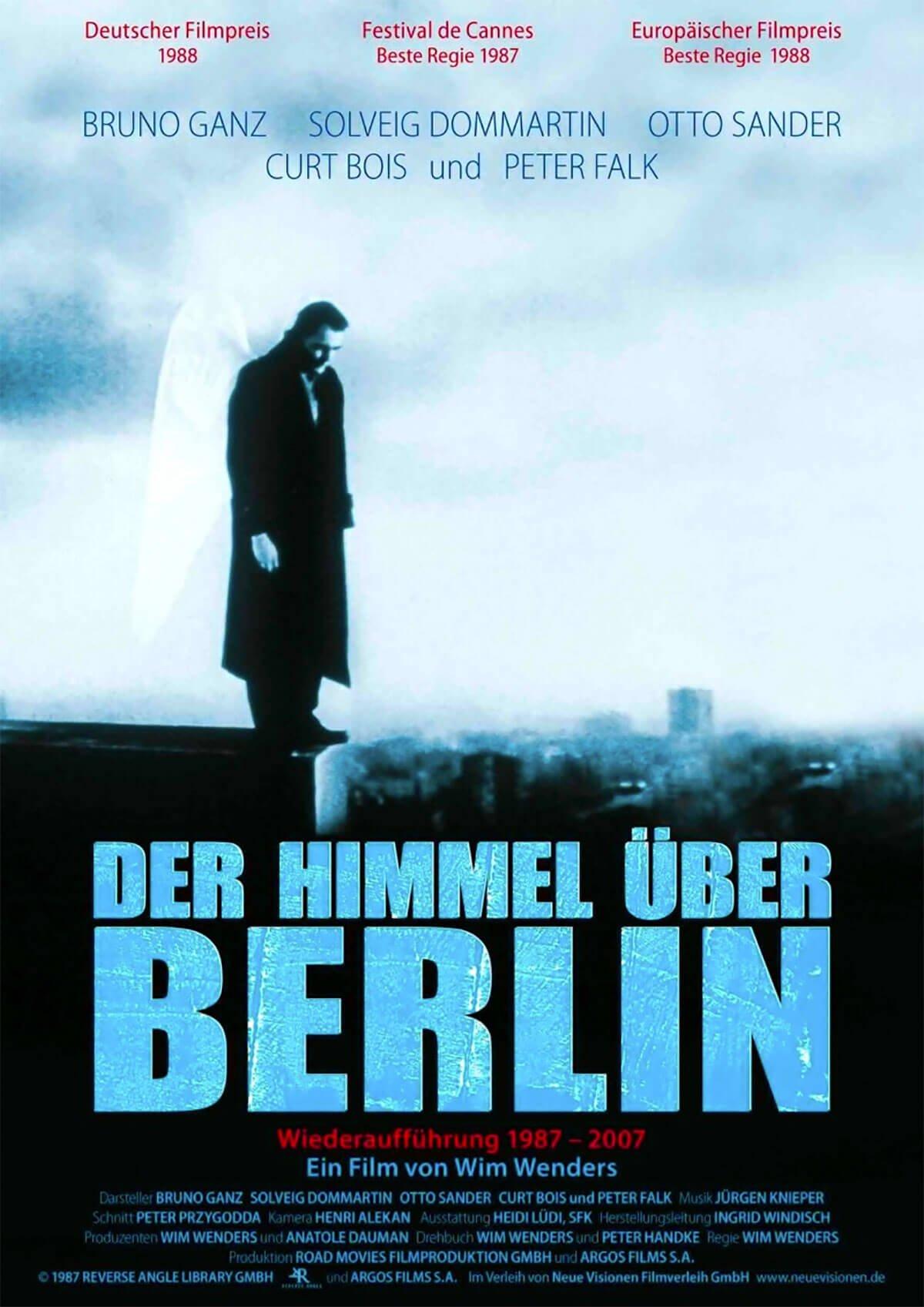 Der Himmel über Berlin, 1987