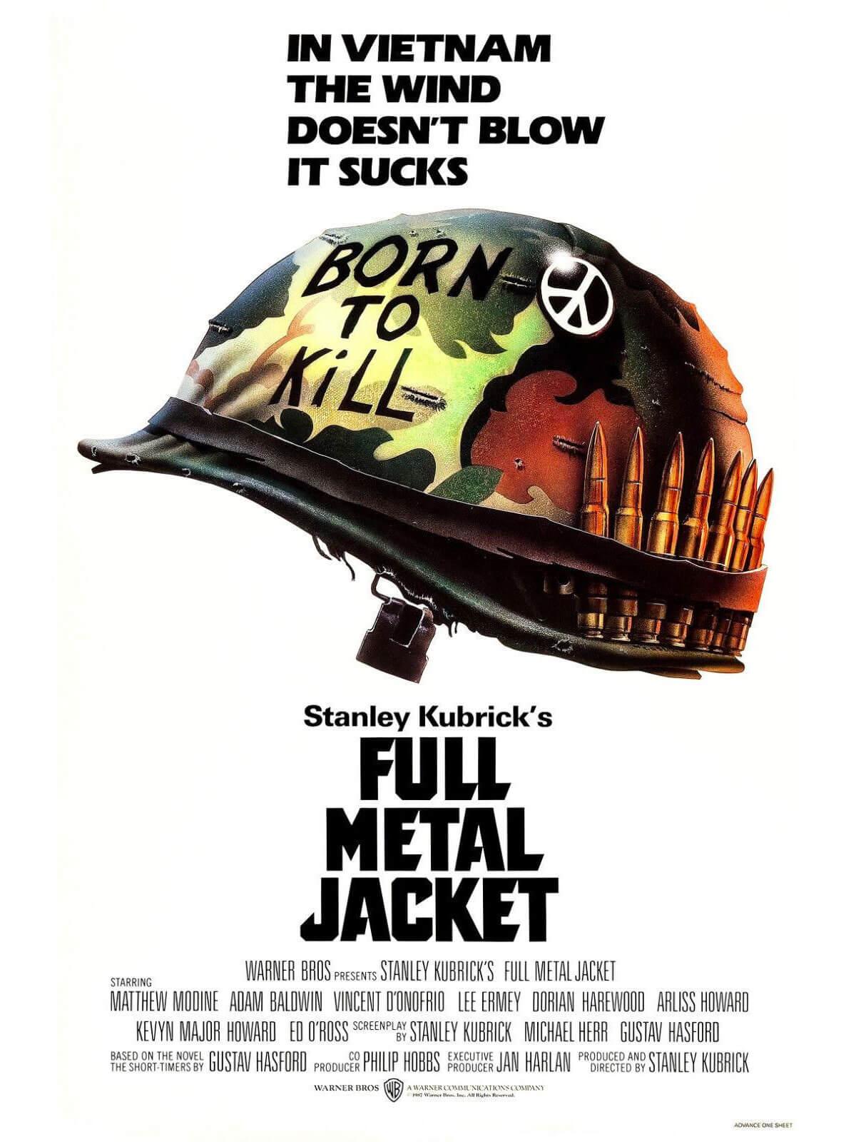 Full Metal Jacket, 1987