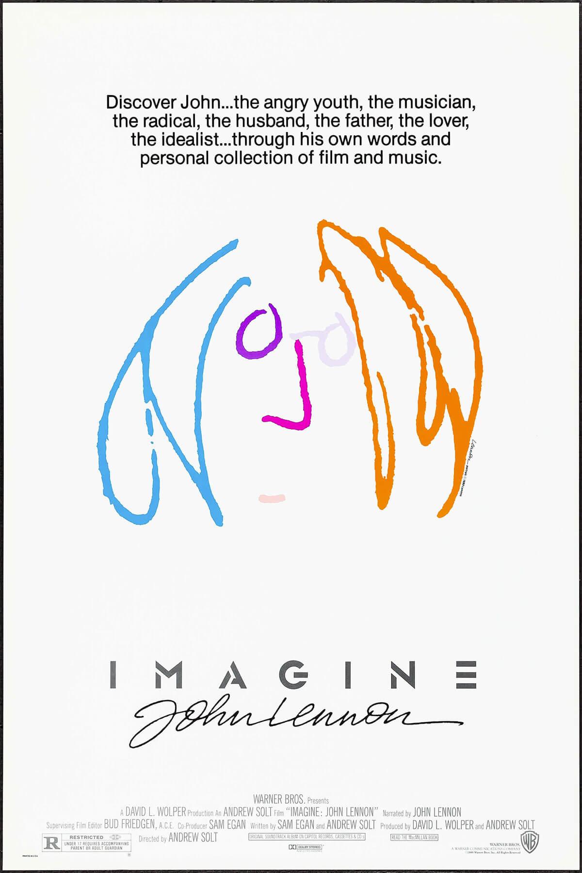 Imagine: John Lennon, 1988