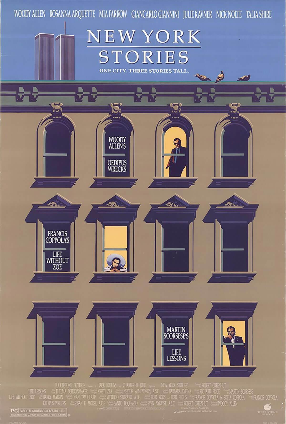 New York Stories, 1989