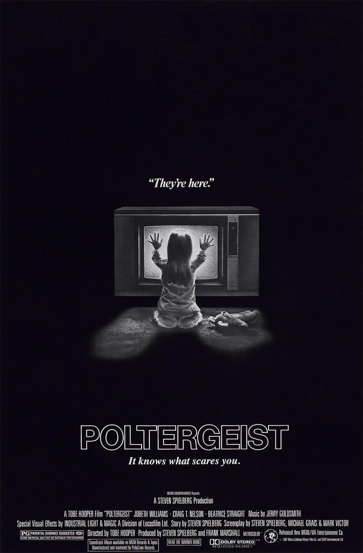 Poltergeist, 1982