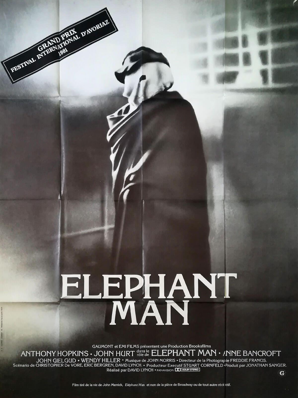 The Elephant Man, 1980