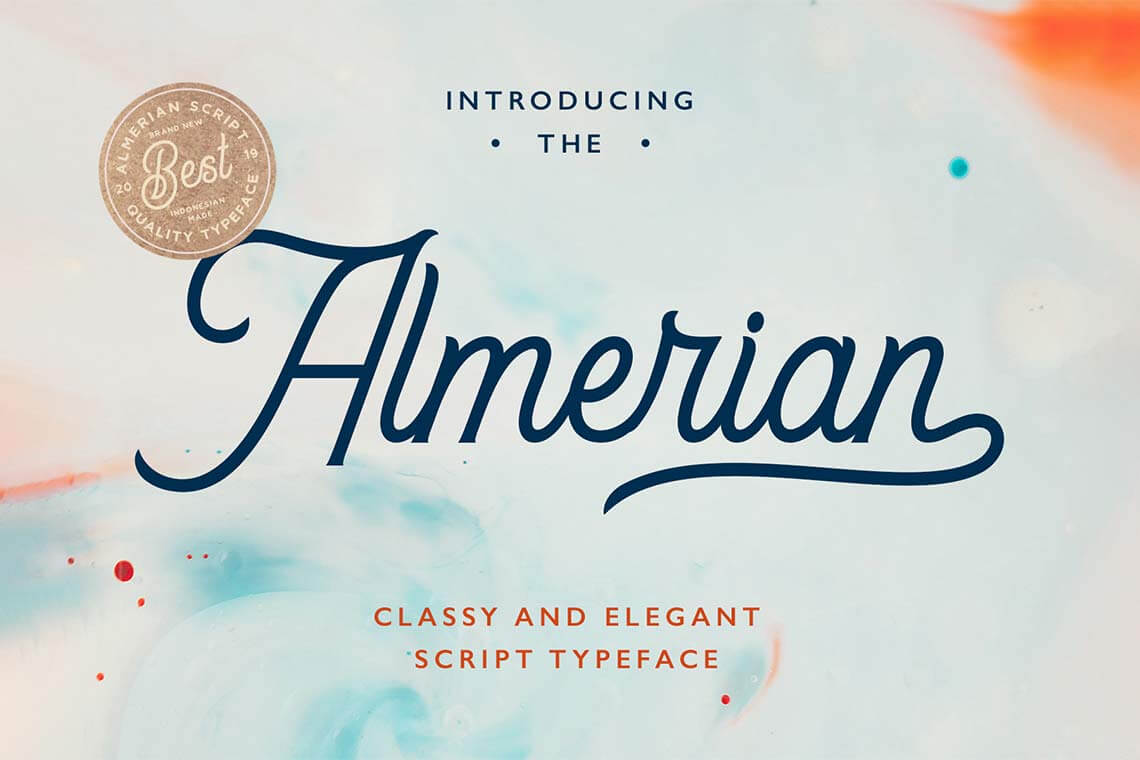 49 Best Hand-lettering Fonts with a Personal Touch - The
