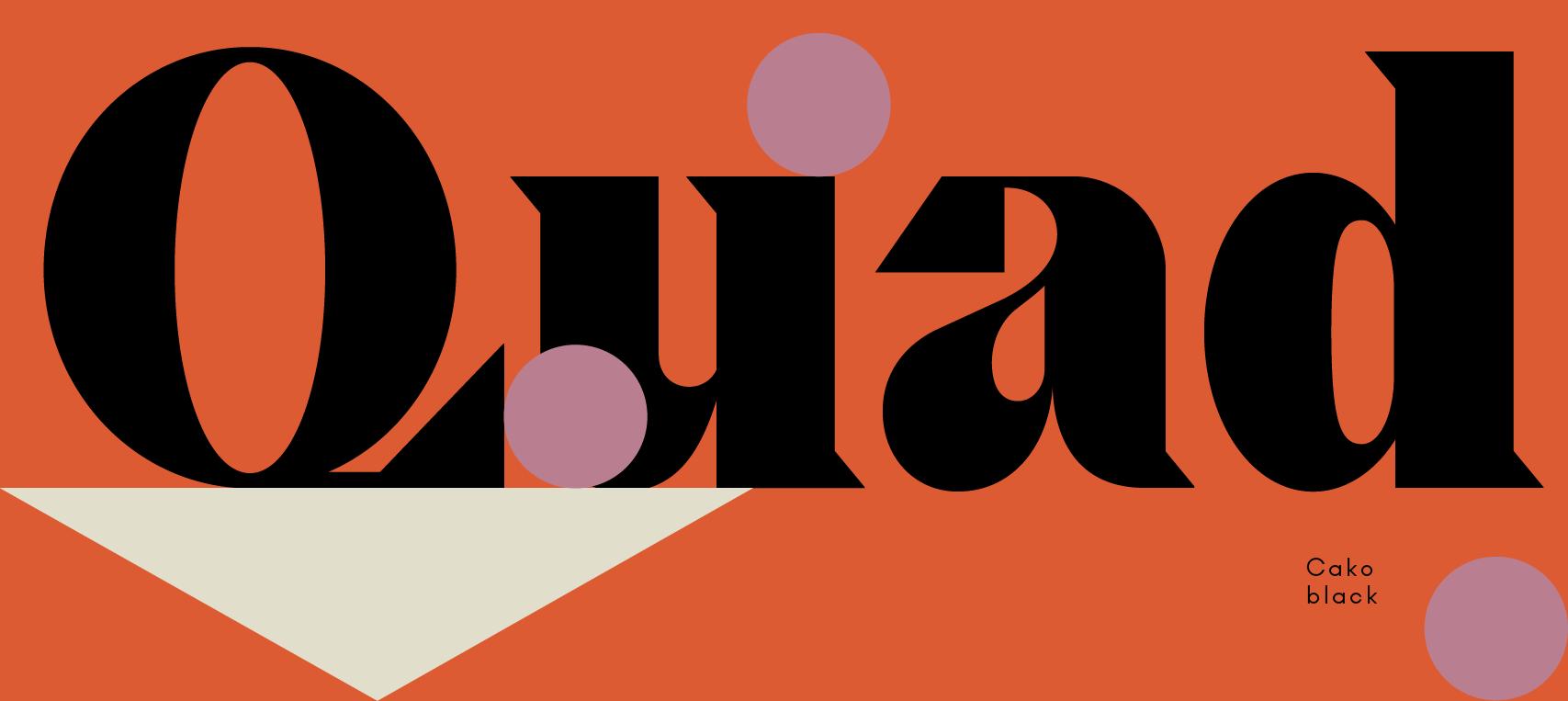 Cako Timeless Retro Font