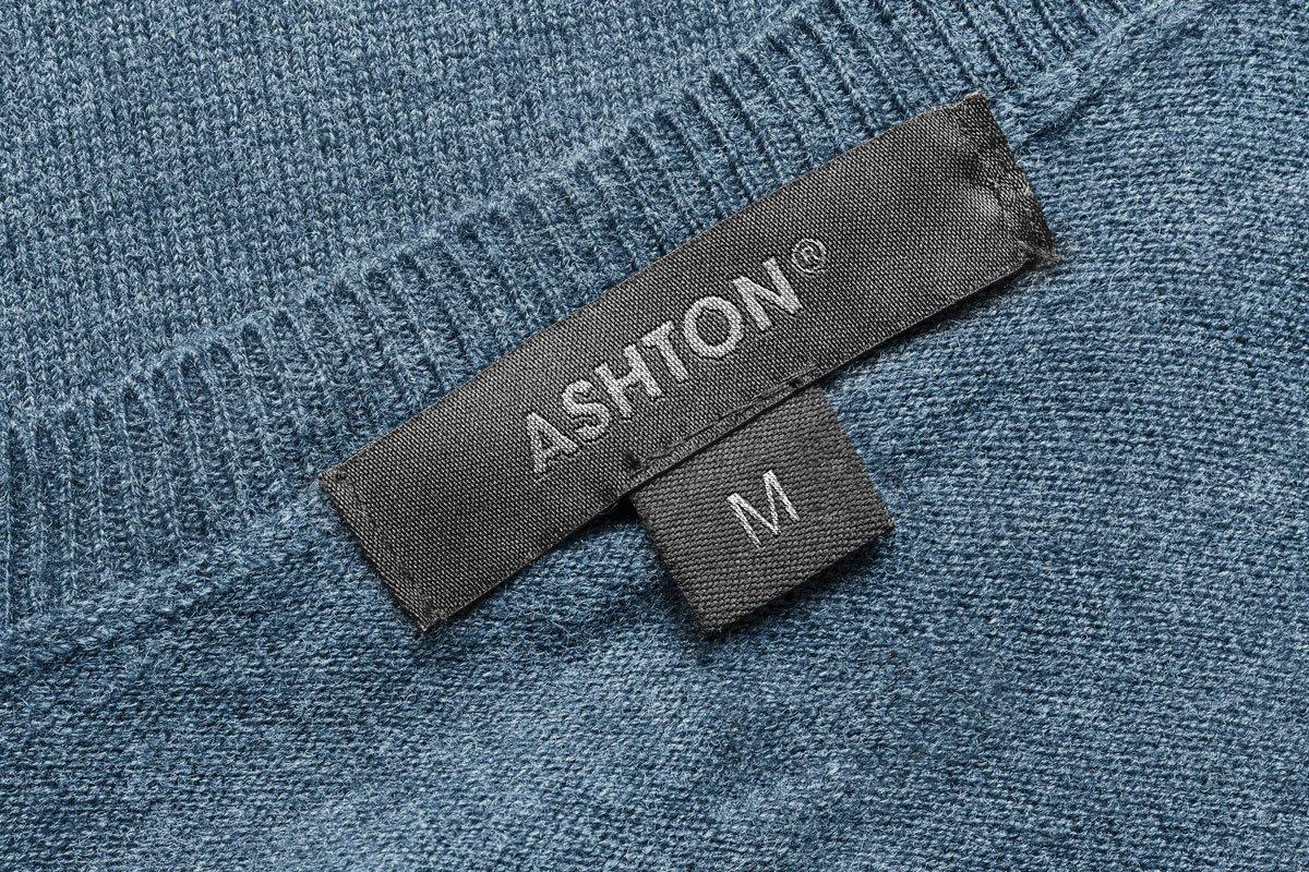 Free Garment Logo Mockup Set