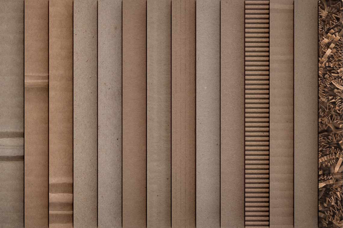 Cardboard Texture & Pattern Pack