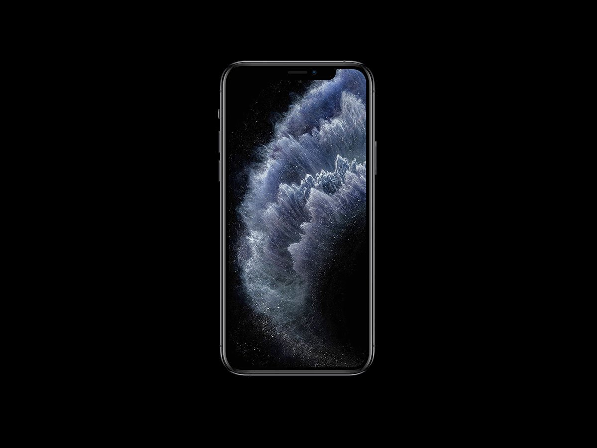 Free iPhone 11 Pro mockup