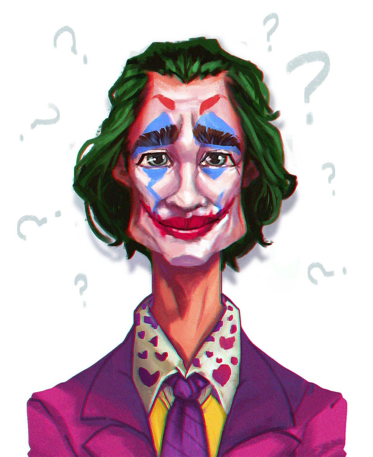 New Joker by Taha Yeasin