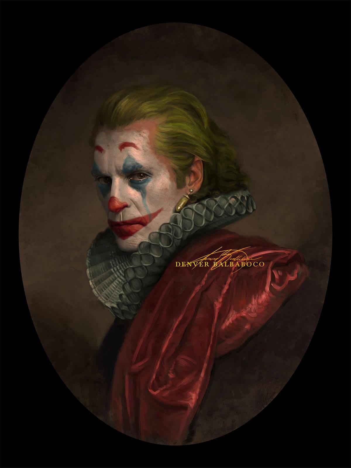 Prince Joker by Denver Balbaboco