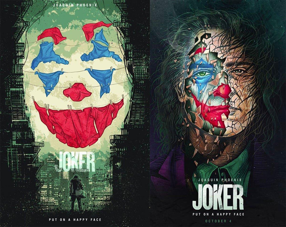 The Joker Fan Art by Branko Ricov