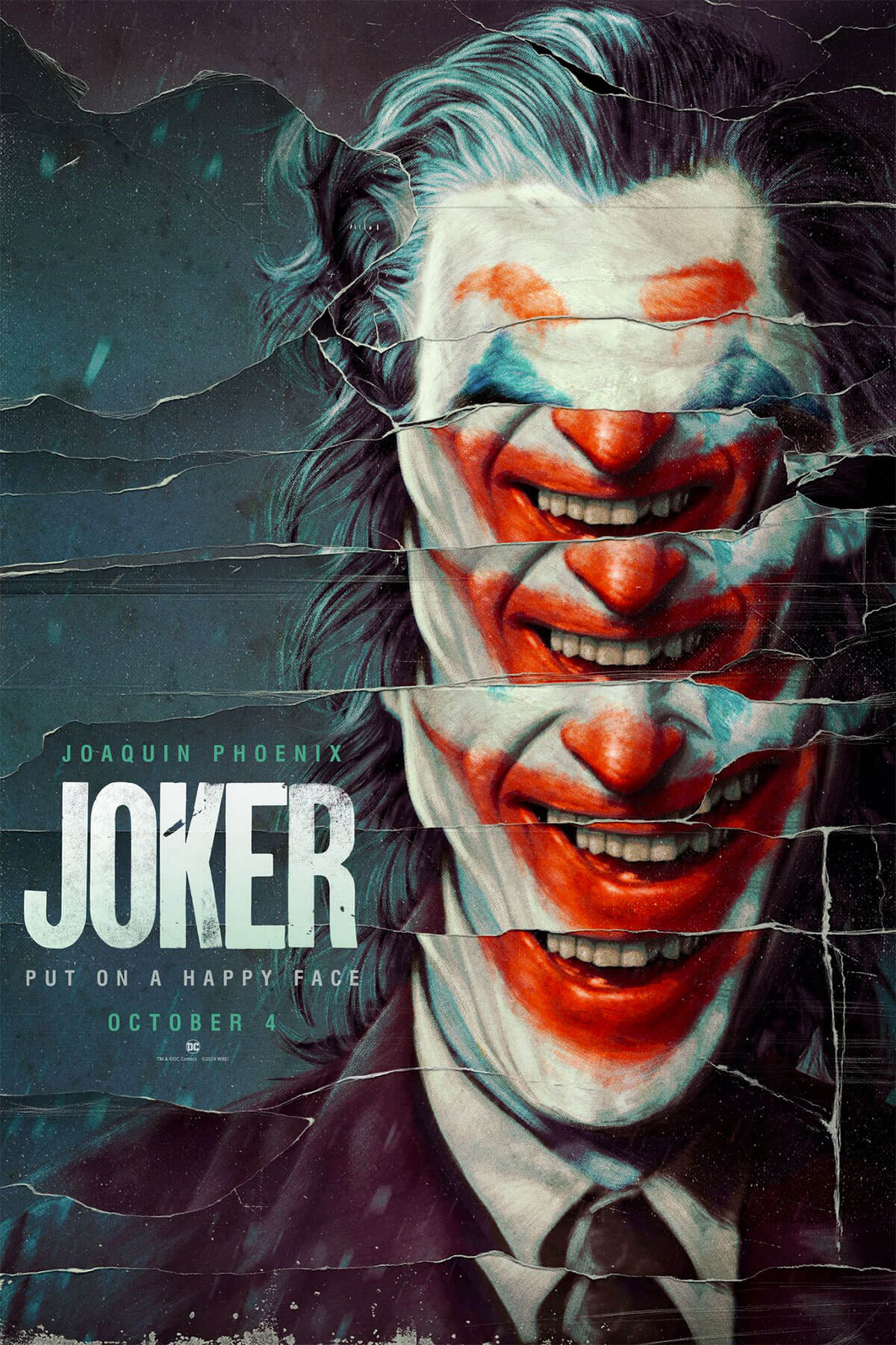 The Joker Poster by Jack C. Gregory
