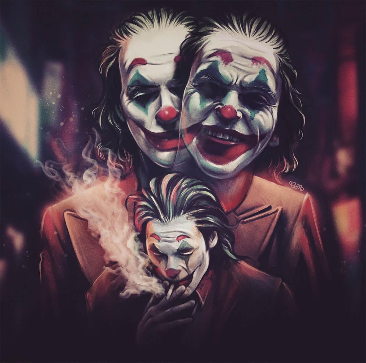 The Joker by Gada Jermy