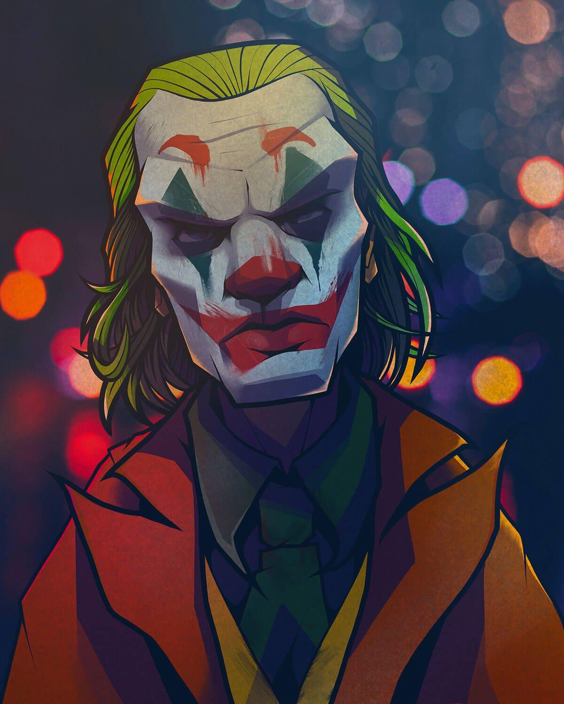 The Joker by Nicolo Nimor