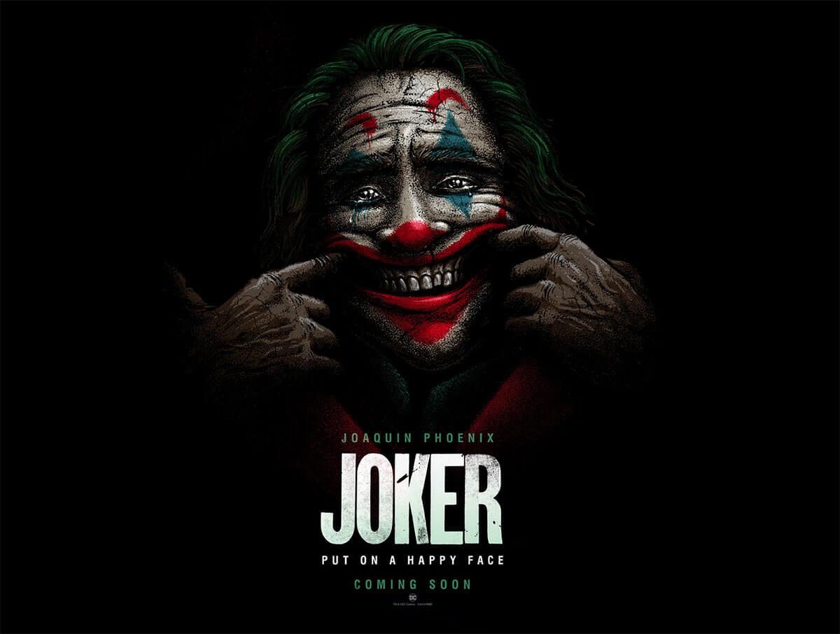 The Joker by Oleg Gert