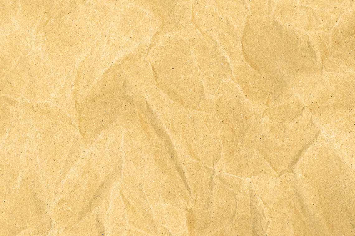 Wrinkled Free Craft Paper Texture