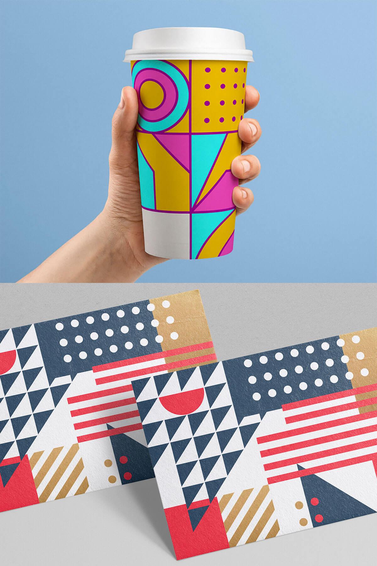 American Pattern by Type08 (Alen Pavlovic)