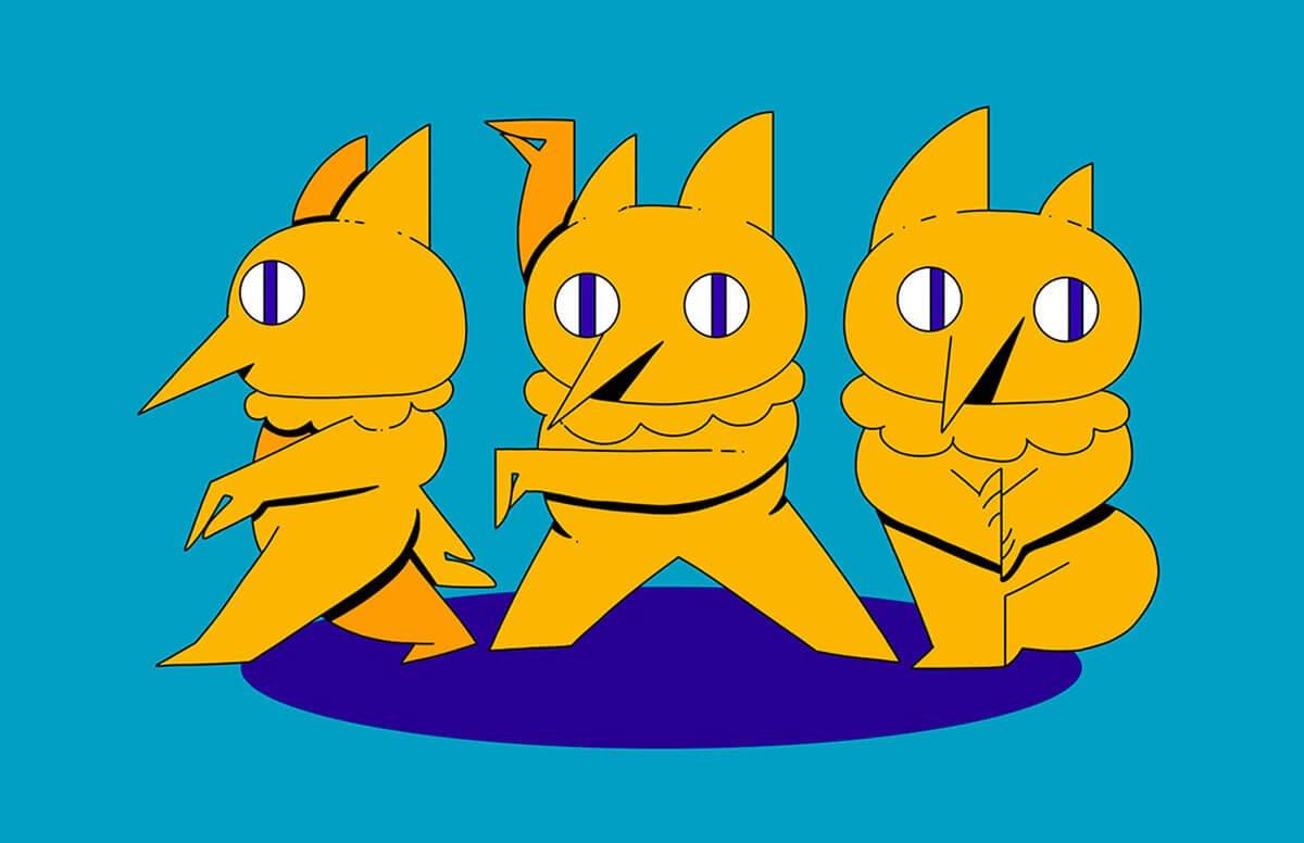 Hypno Pokemon Fan-art by Kevin Zarco