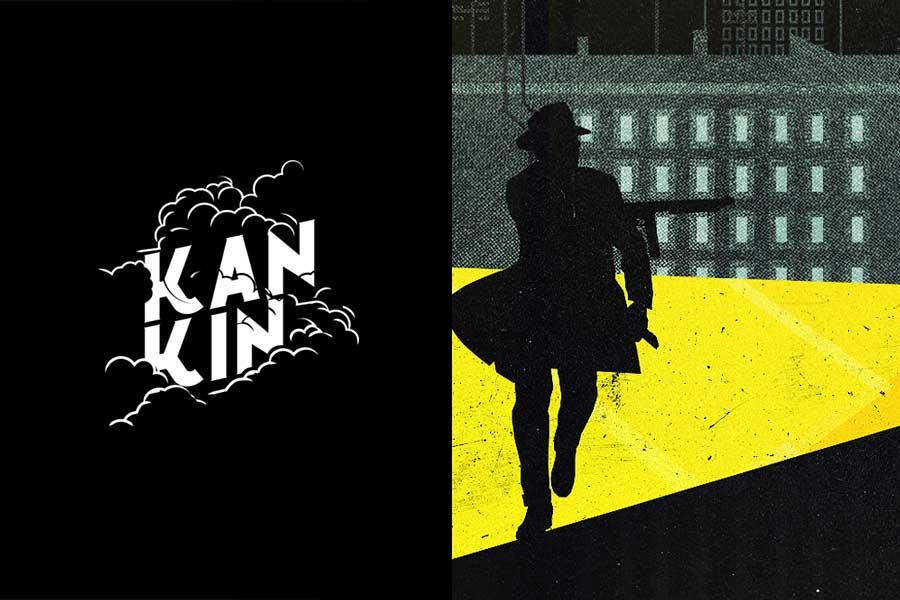 KanKin Free Retro Font