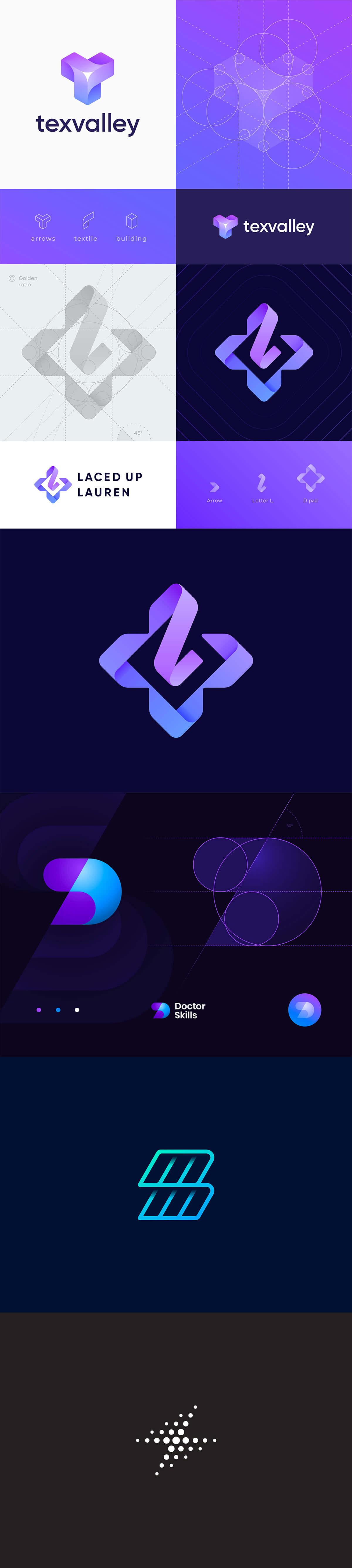 Logo Concept by Dmitry Lepisov