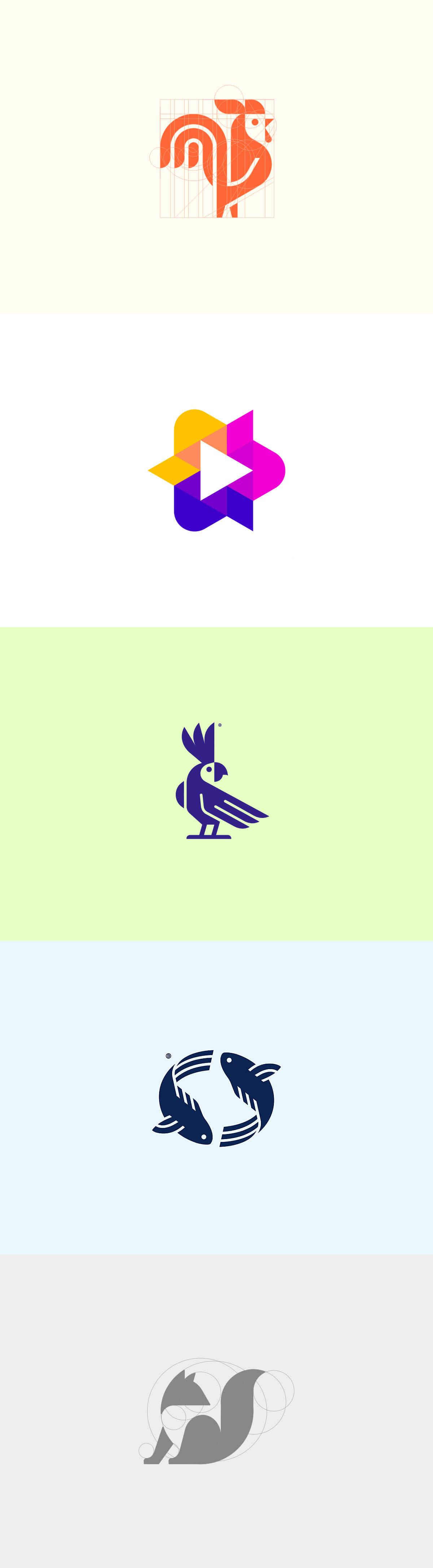 Logo design by Vadim Korotkov