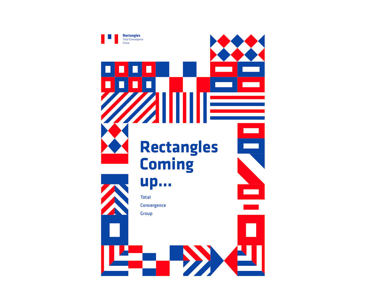 Rectangls by Rectangles Hong
