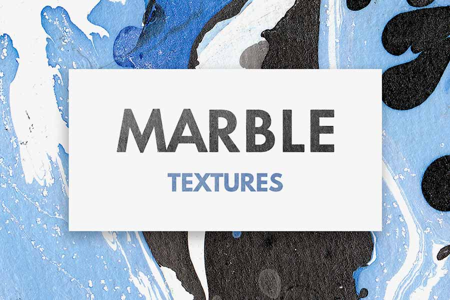 12 Colorful Marble Textures