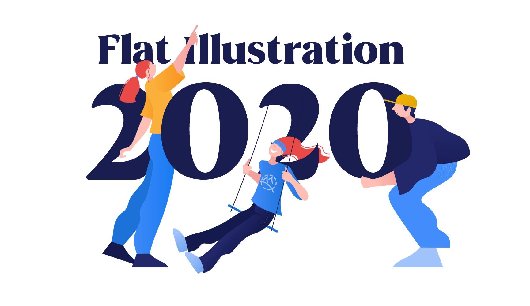 Flat Illustrations