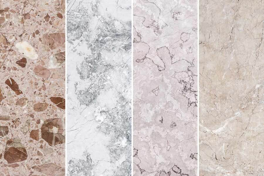 6 Marble & Granite Background Images