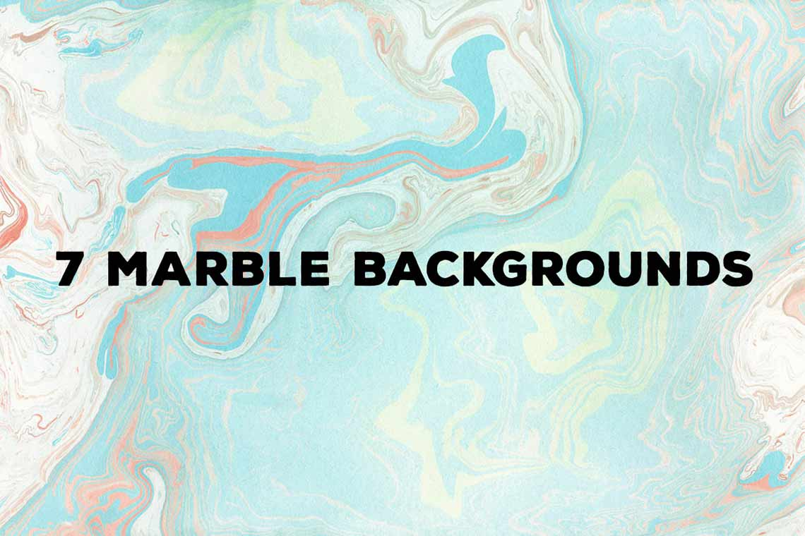 7 Free Colorful Backgrounds