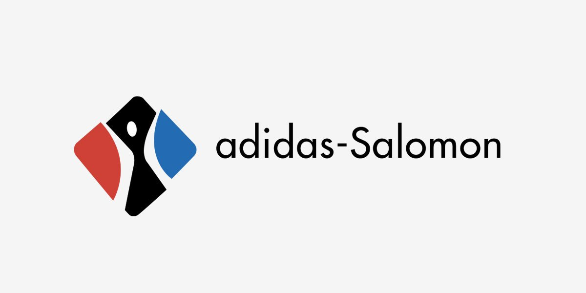 Adidas Salomon Collab Logo