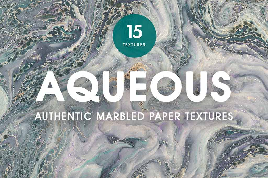 Authentic Marble Paper Textures