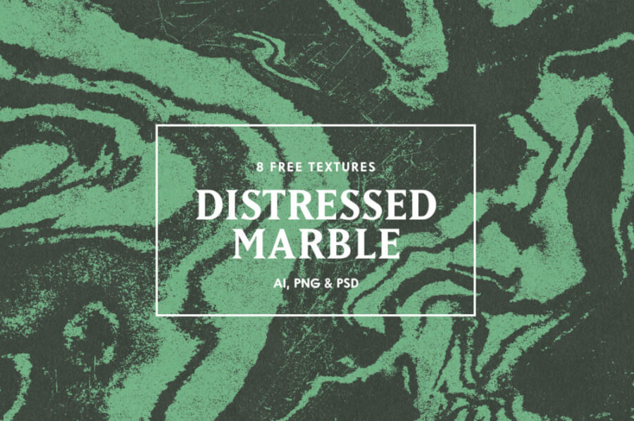 Distressed Marble — Free Textures