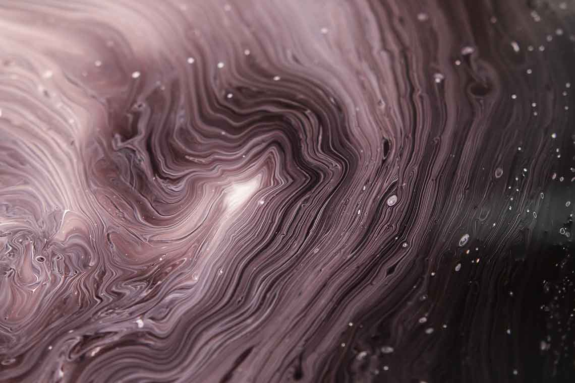Liquid Paint Background