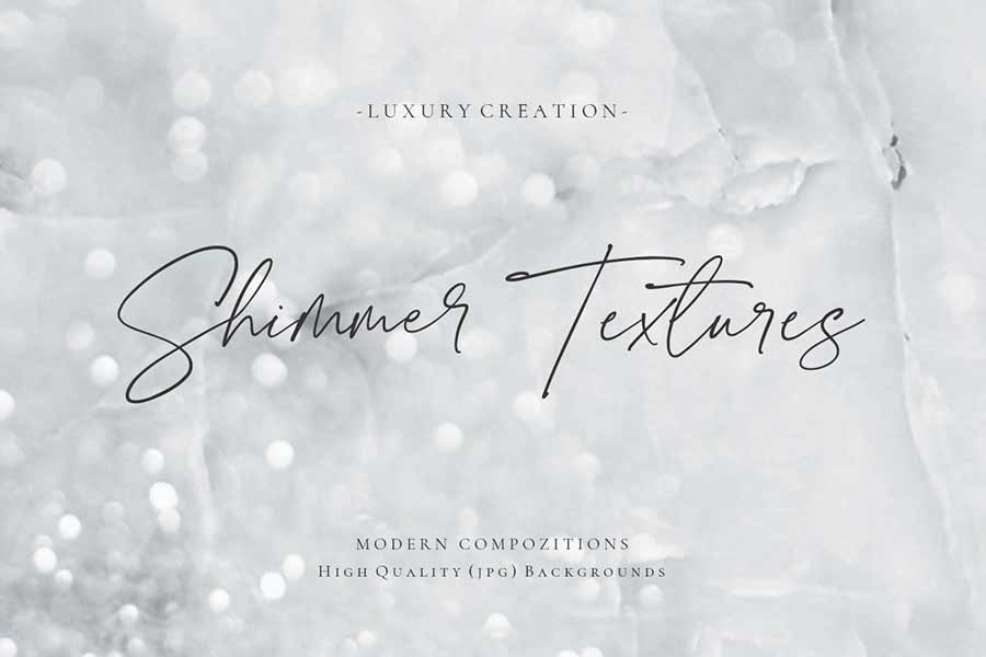 Shimmer Grey Marble Textures