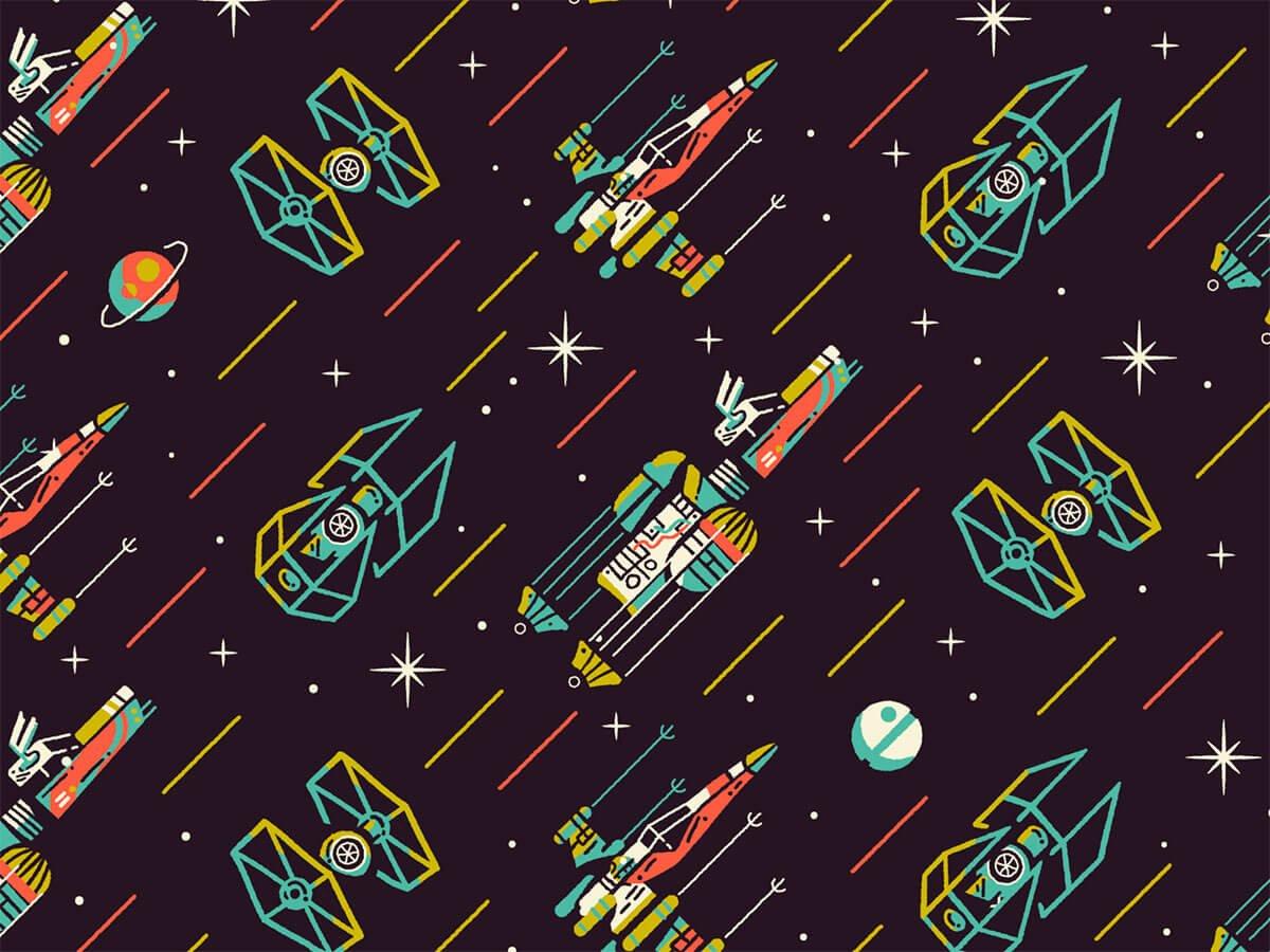 Star Wars by Erikas