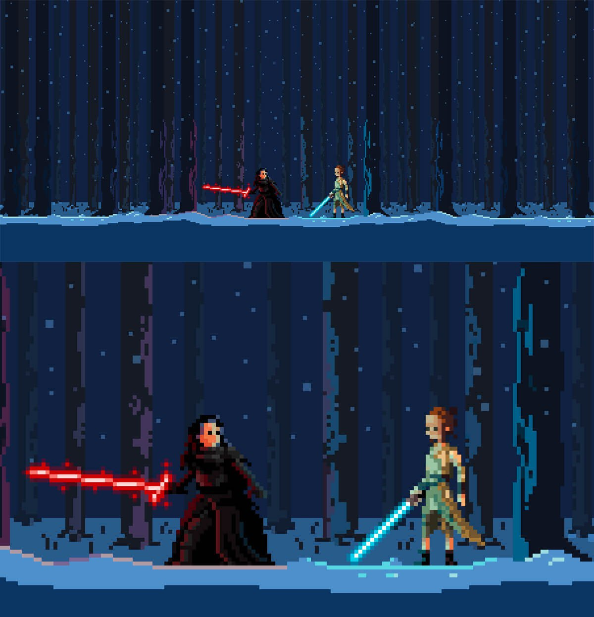 The Force Awakens by RGZNSK 49