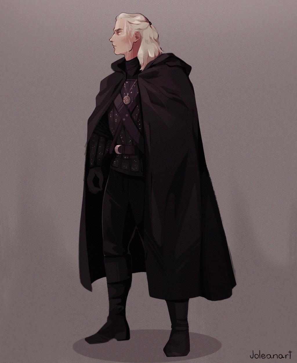 The Witcher fanart by ☆ juju ☆