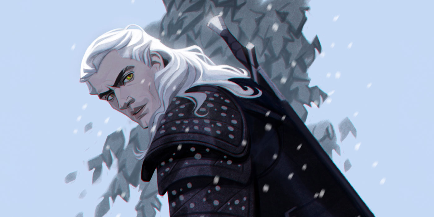 The Witcher Fan Art Gallery On The Designest