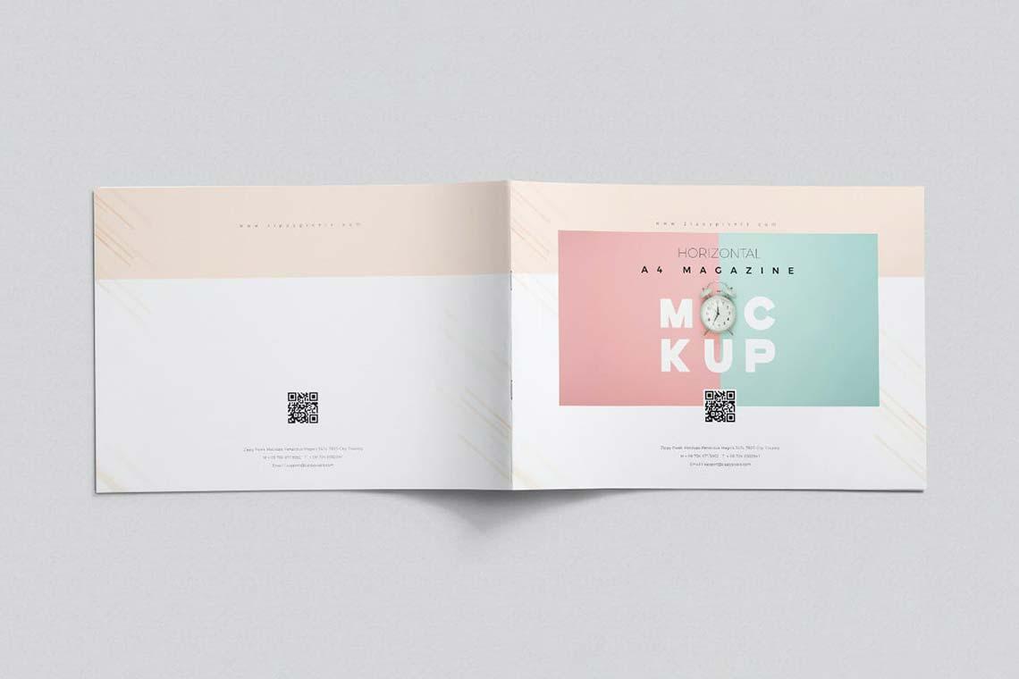 43 Magazine Mockups Bundle