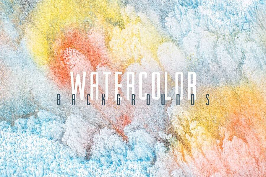 5 Free Abstract Watercolor Textures