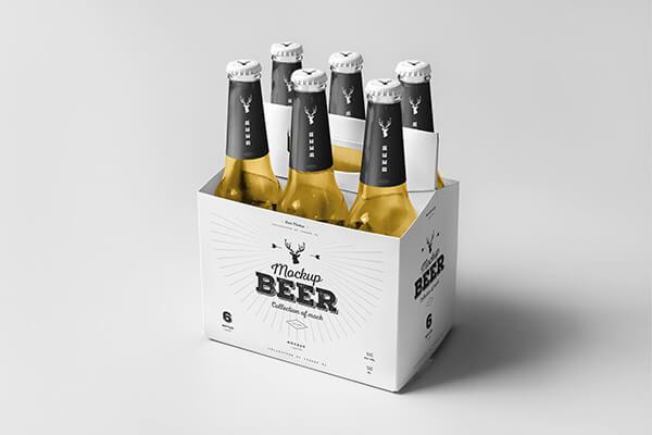 Beer Mockup Set