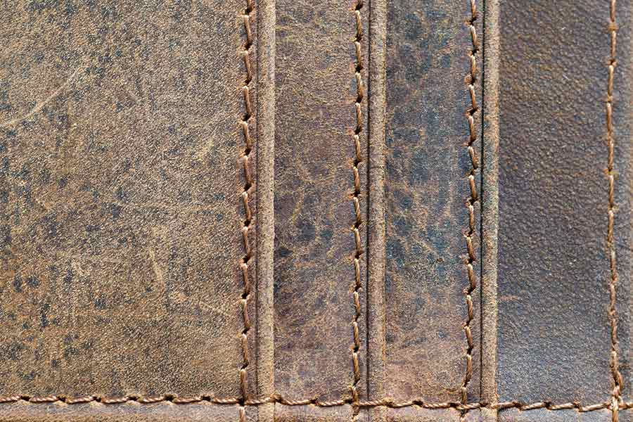 Brown Old Leather Texture